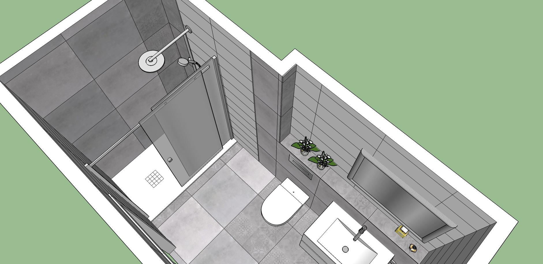 Proyecto 3D-Reforma integral-reforma-coruña-cambio bañera por plato de ducha-contratista-empresa-de-reformas-renueve su casa-reforma baño-reforma cocina-cocinas express_3
