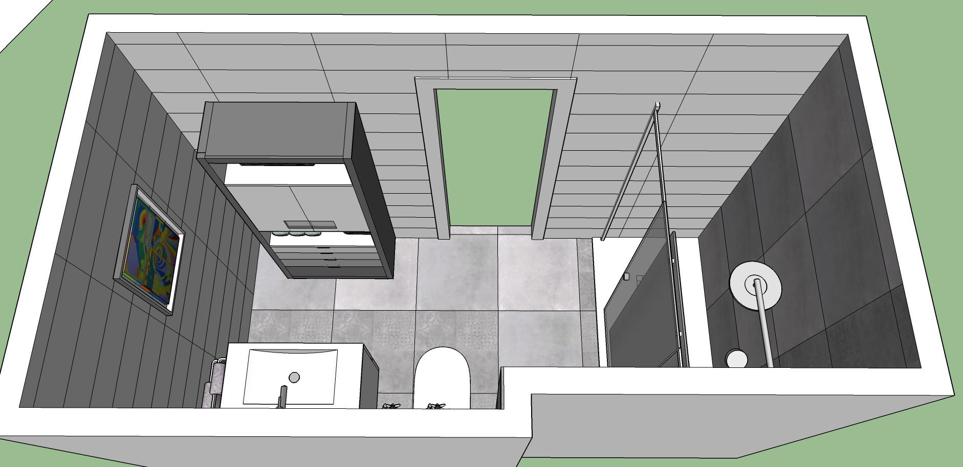 Proyecto 3D-Reforma integral-reforma-coruña-cambio bañera por plato de ducha-contratista-empresa-de-reformas-renueve su casa-reforma baño-reforma cocina-cocinas express_5