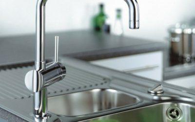 Claves para no equivocarte eligiendo el fregadero de tu cocina