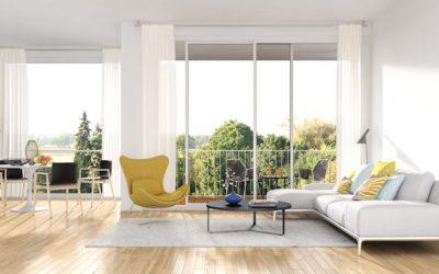 El modernismo, nueva tendencia en diseño de interiores en 2018