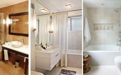 ¿Cómo optimizar el espacio en el baño?