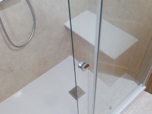 Proyecto de Cambio de Bañera por Plato de Ducha • Montrove