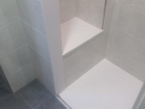 Proyecto de Baño • Avda. de Oza