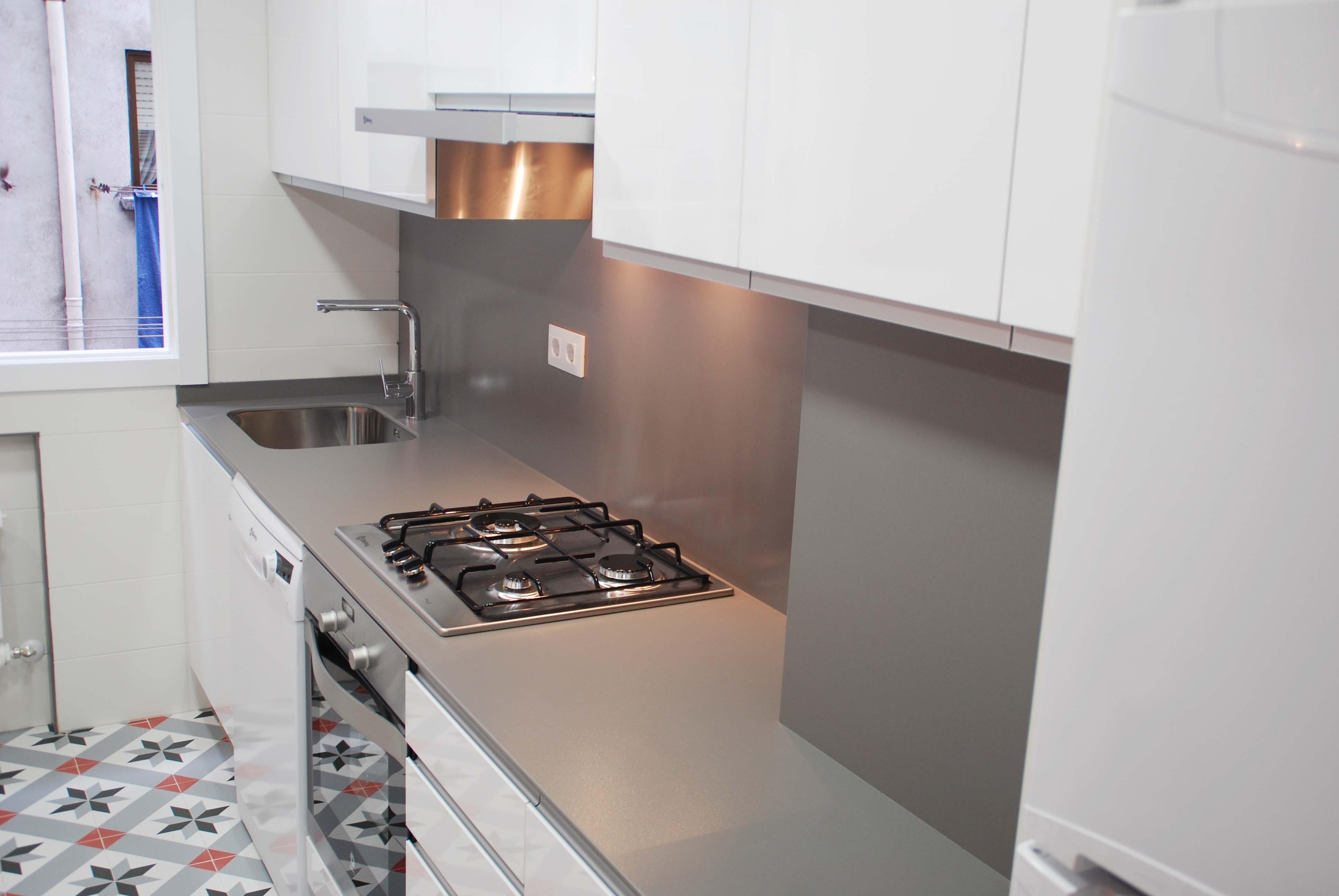 Reforma de cocina integral en B. Blanco Rajoy | Reforma cocina A Coruña
