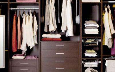 ¿Qué debo tener en cuenta a la hora de crear un armario personalizado?
