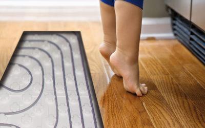 ¿Qué es mejor un suelo radiante o calefacción con radiadores?