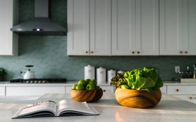 Los azulejos para cocinas que están de moda esta temporada