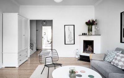 ¿Cómo identificar que si el salón de tu casa tiene un estilo nórdico?