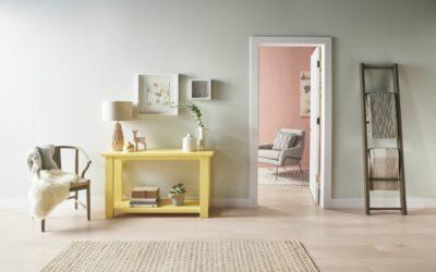 ¿Qué color de pared elegir según el tipo de suelo que tengas?