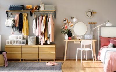 ¿Cómo conseguir un vestidor en casa si tengo poco espacio?