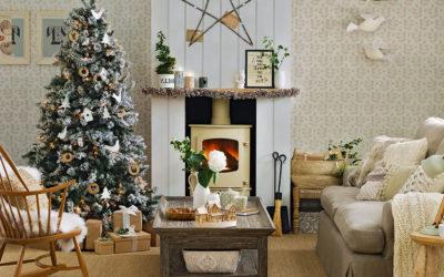 5 ideas para conseguir una decoración navideña