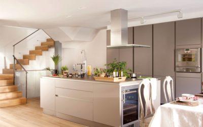 Claves para conseguir una cocina moderna