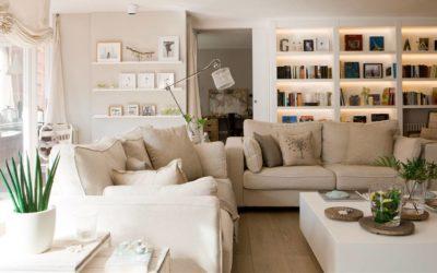 Claves para que parezca más grande tu hogar con la iluminación