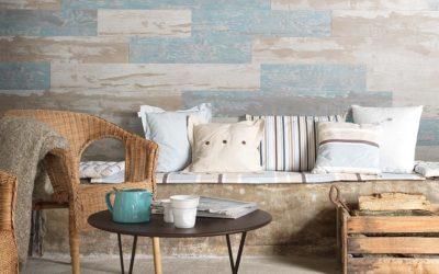 Revestimiento de paredes ¿Cuáles son los mejores materiales?